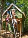 cedar shingle, cedar siding, project team