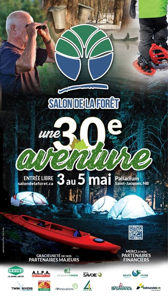 30th edition of the Salon de la forêt